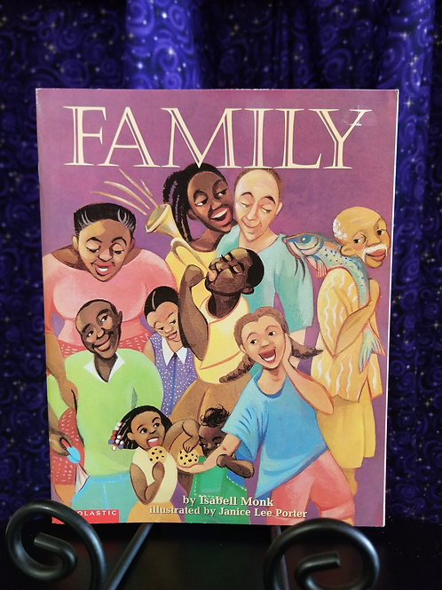 Family by Tsabell Monk
