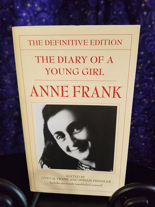 Anne Frank: Diary of a Young Girl - The Definitive Edition