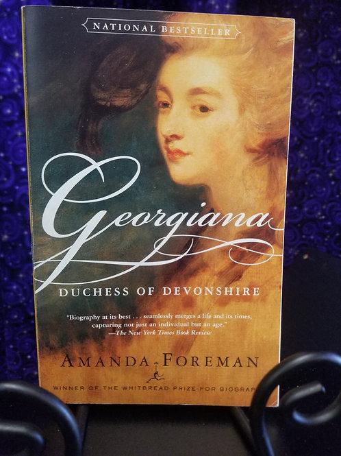 Georgiana: Dutchess of Devonshire
