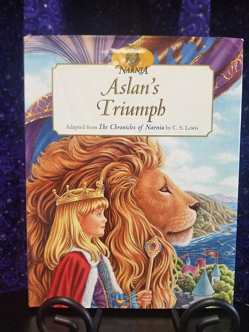 The World of Narnia: Aslan's Triumph