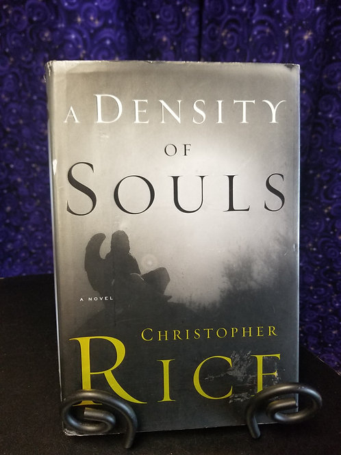 Density of Souls by Christopher Rice