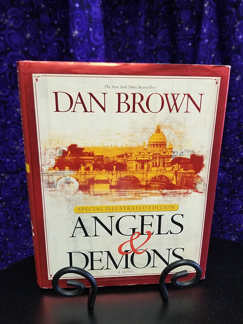 Angels & Demons Special Illustrated Edition by Dan Brown