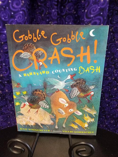 Gobble Gobble Crash! Barnyard Counting Bash