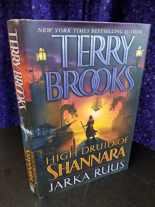 High Druid of Shannara: Jarka Ruus by Terry Brooks