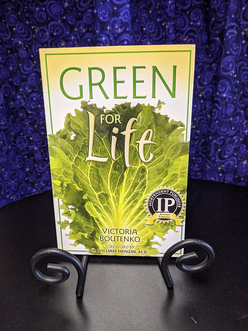 Green for Life by Victoria Boutenko