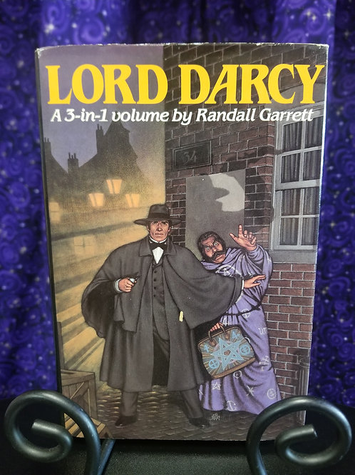 Lord Darcy 3 in 1 Volume by Randall Garrett
