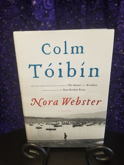 Nora Webster by Colm Toiban
