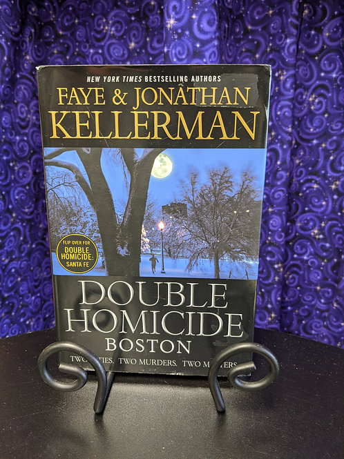 Double Homicide Boston & Santa Fe