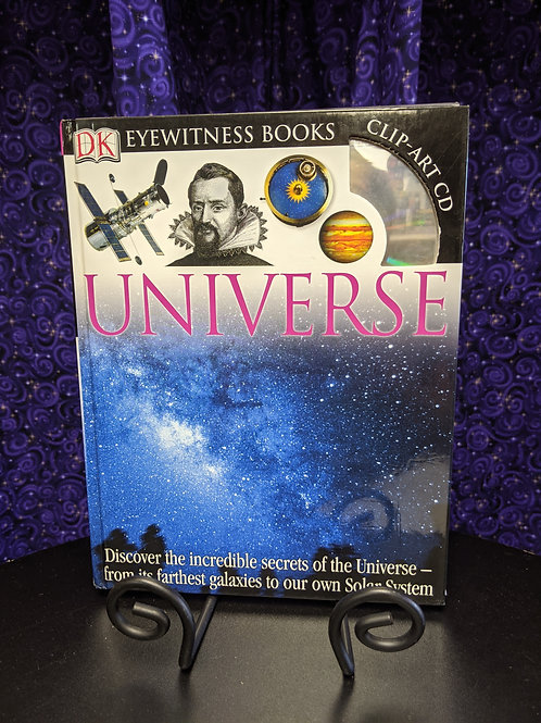 Eyewitness Books Universe: Discover the Incredible Secrets of the Universe