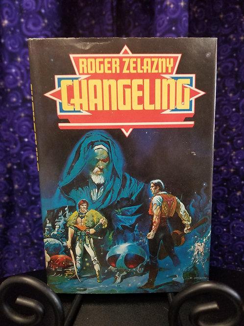 Changeling by Roger Zelazny