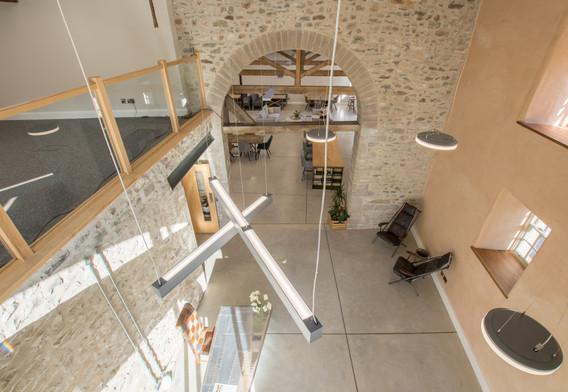 Atrium space