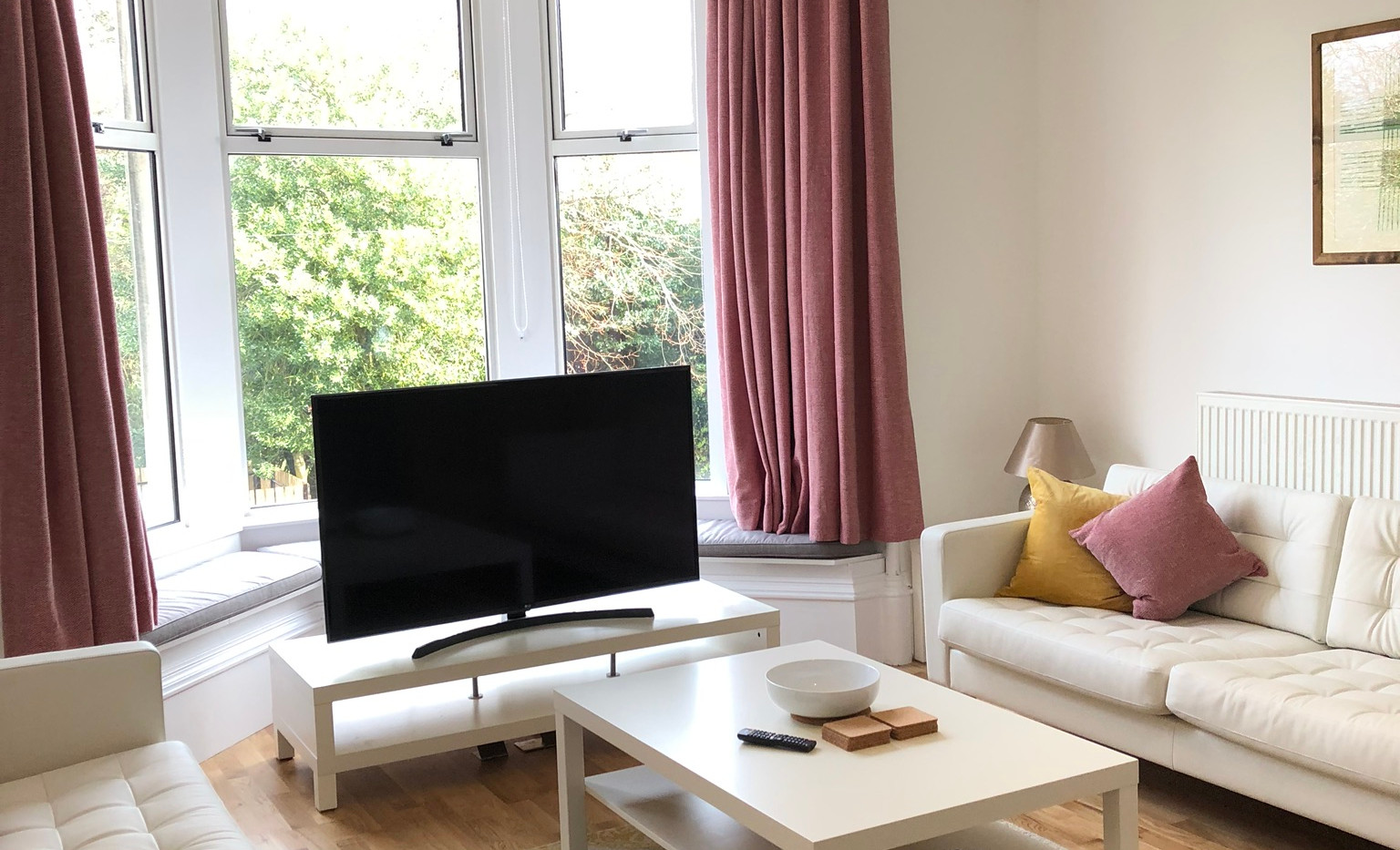 Kennedy Gardens - Living Room
