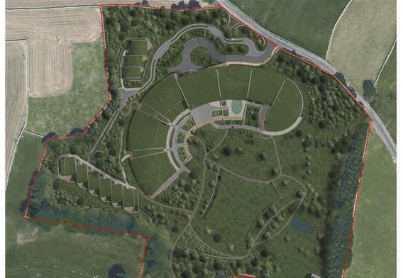 Linton Site Plan