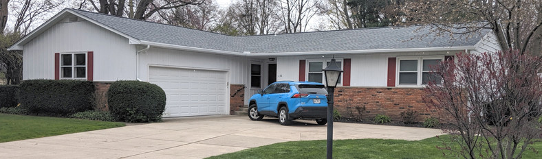 Roof and Gutters (Paid by Insurance)