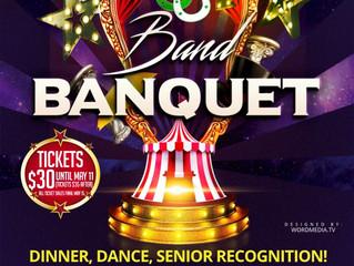 Band Banquet Tickets