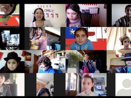 Celebración Fiesta de la Chilenidad online
