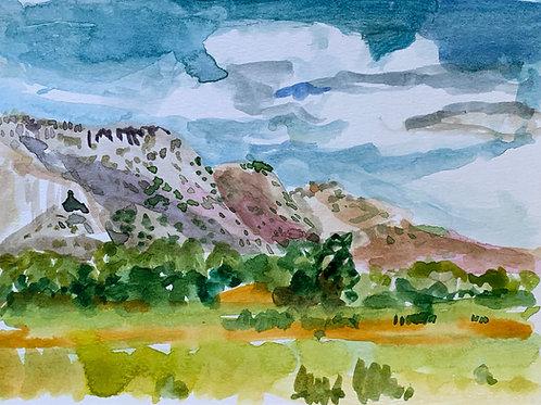 Wander Watercolor