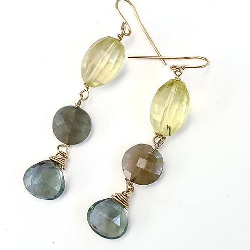 Lemondrop Earrings