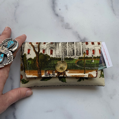 White House Small Clutch