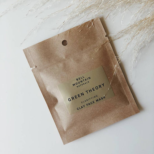 Green Theory Face Mask
