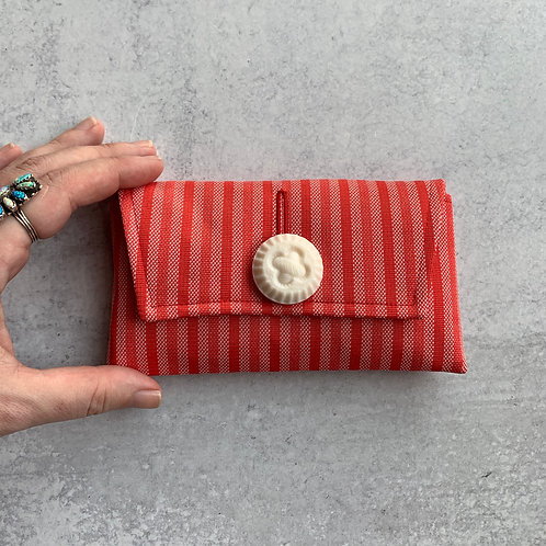 Zipper Small Clutch