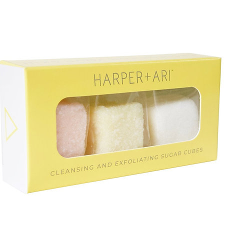 Best Sellers Mini Sugar Scrub Cube Gift Set