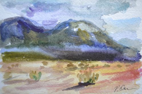 Walkabout Watercolor