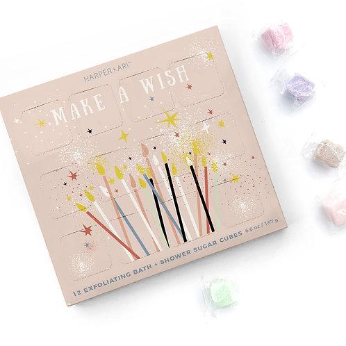 Make-A-Wish Bath Cube Gift Box