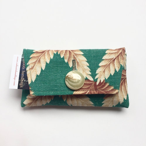 Fields of Grain Small Clutch