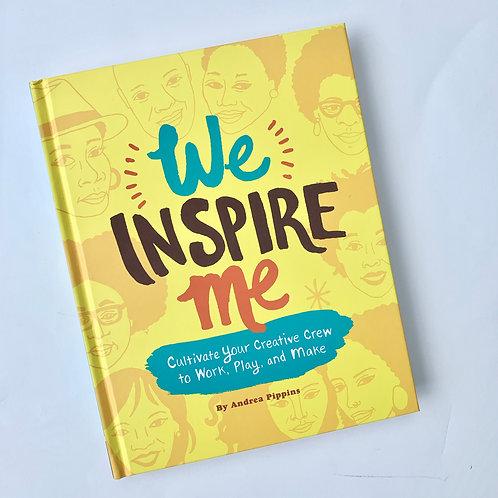 We Inspire Me Book