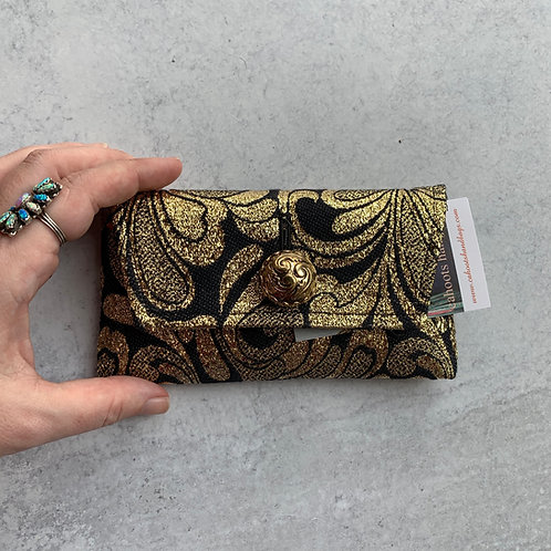 Golden Age Small Clutch