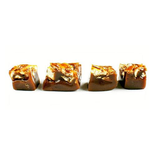 Beer & Pretzel Caramels - 4oz Box