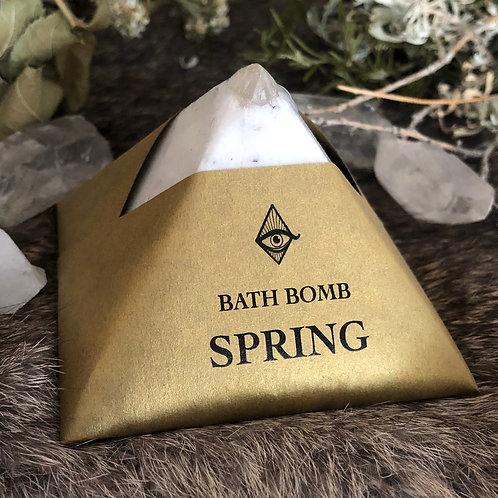 Spring Bath Bomb