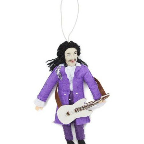Prince Felted Ornament