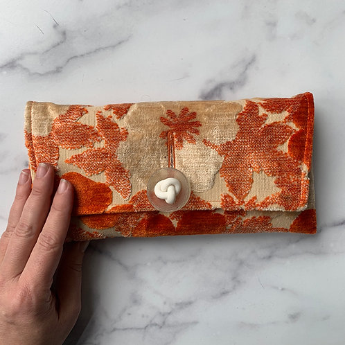 Tang  Oversized Clutch
