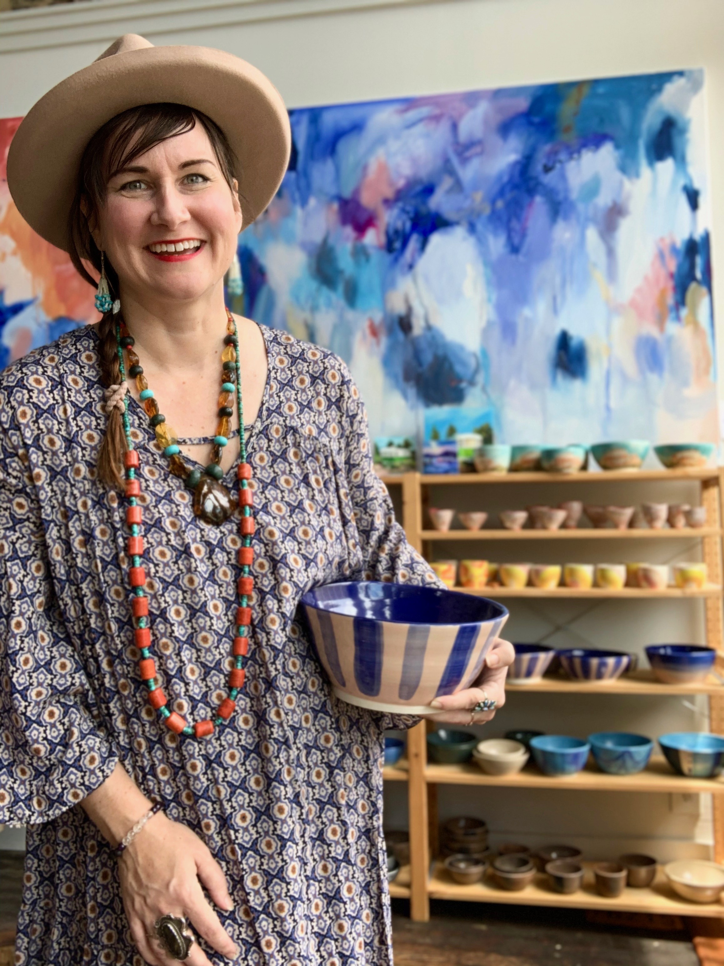 Designer/Mastermind Paige Davidson
