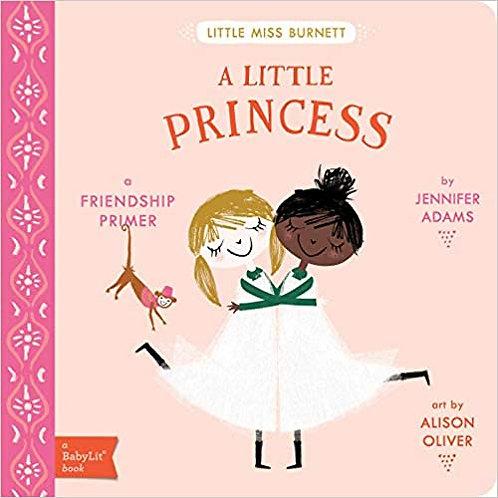 A Little Princess Board Book