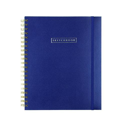 Blue Sketchbook