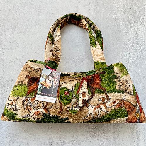 Foxhunt Classic Handbag