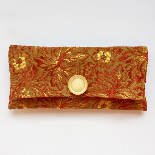 """Phoenix"" Midtown Clutch"