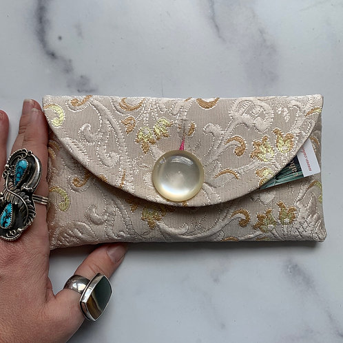 Here Comes the Bride Rounded Clutch