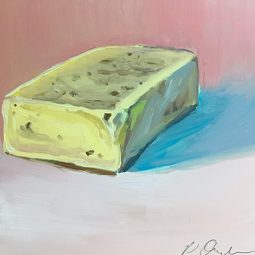 Daily Cheese Painting