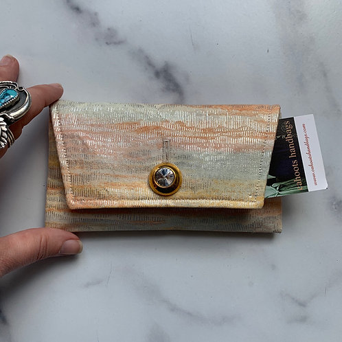 Disco Sunset Small Clutch
