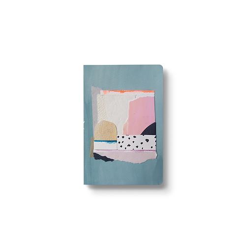 Lait d'Olive Layflat Notebook