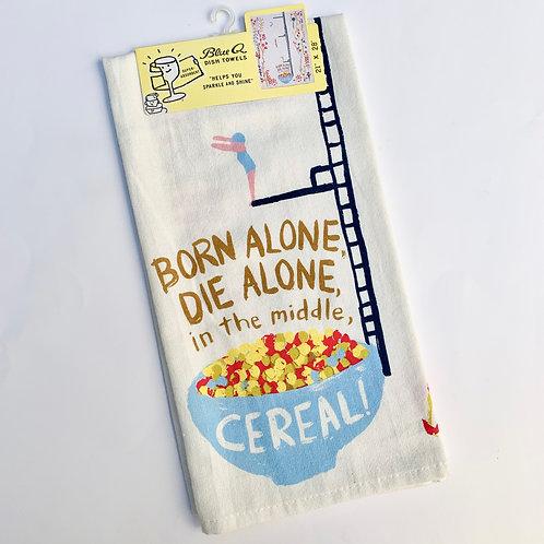 Cereal Towel