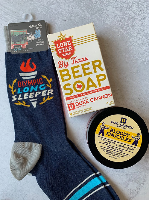 Olympic Long Sleeper Care Package