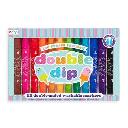 Double Dip Markers