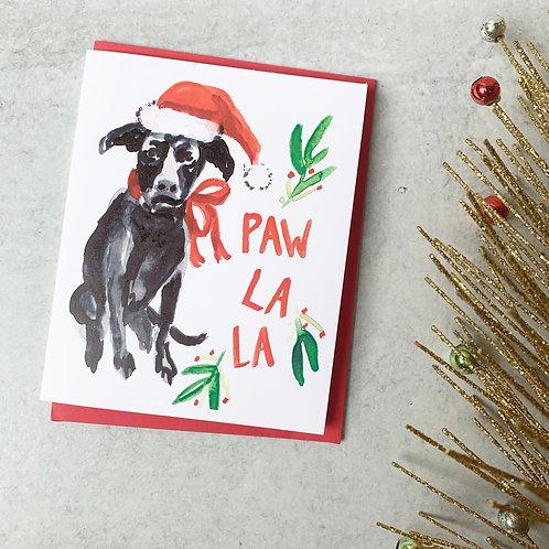 Paw La La Card