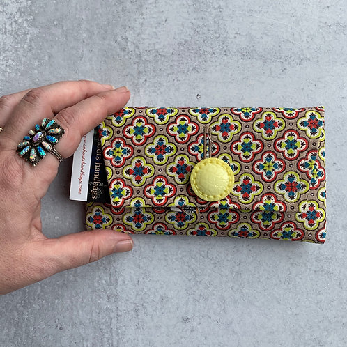 Kaleido Small Clutch