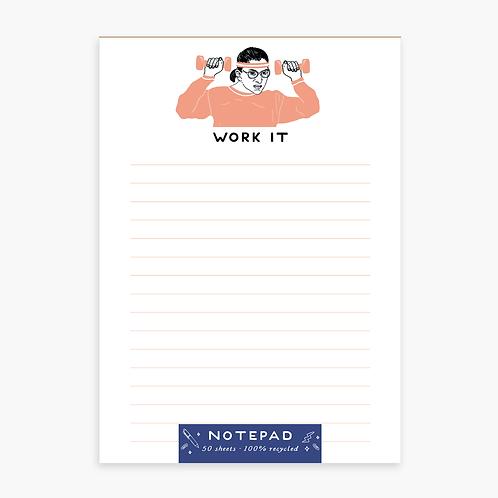 RBG Notepad